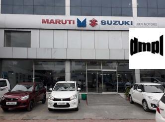 Dev motors - authorized showroom of maruti suzuki aligarh