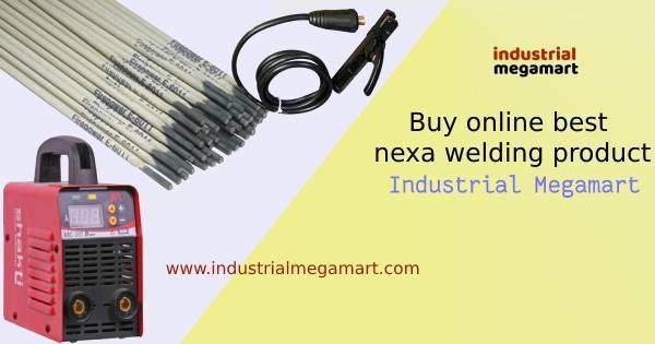 Online buy with industrial megamart welding material &