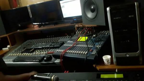Record your song in the best studio in delhi - lessons &