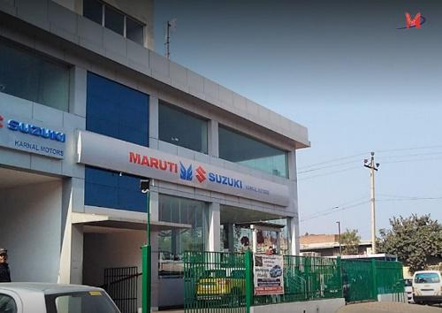 Visit karnal motors maruti showroom kurukshetra for best