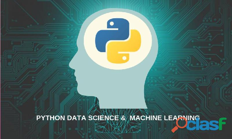 Data science and machine learning course in bangalore | data science with python training in bangalo