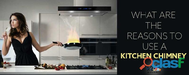 Best kitchen chimney review