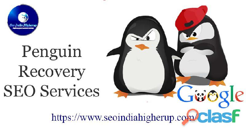 Penguin Recovery SEO Services – (+91) 7827831322 – SEO India Higherup