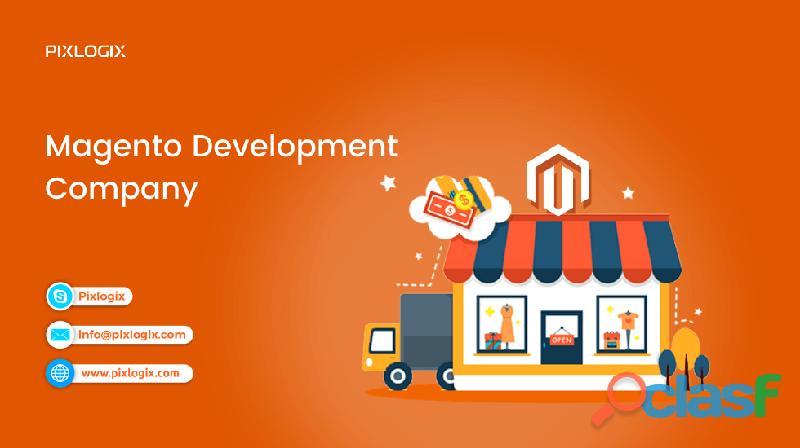Consult Leading Magento Development Company