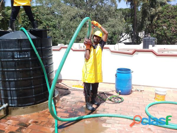Sump cleaning services in Coimbatore