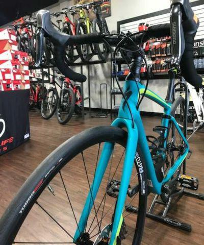 Brand new road bike with complete warranty order and get 20%