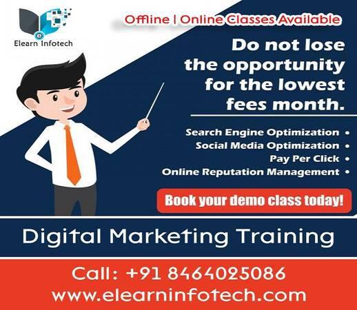 Digital marketing training in hyderabad | digital marketing