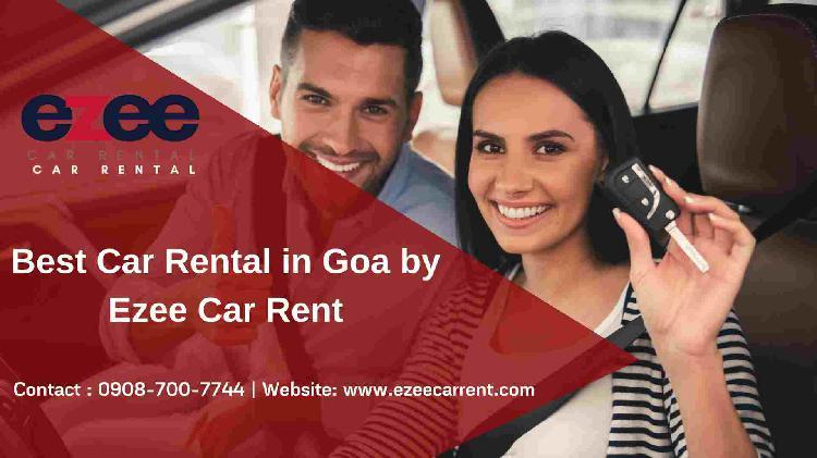 Car rental in goa | self drive cars in goa by ezee car rent