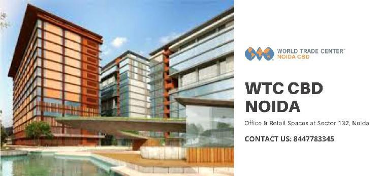 Office space at wtc cbd noida