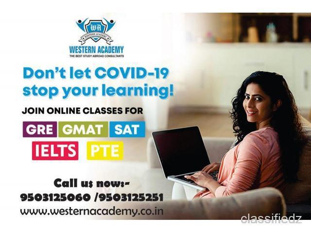 Online coaching classes for ielts, pte, gmat, gre –