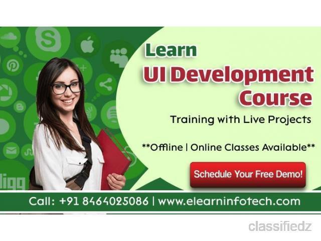 Ui development course | ui development training in hyderabad