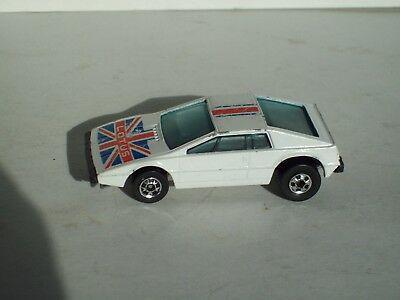 1978 vintage hot wheels ~ royal flash lotus sports car