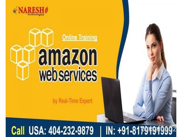 Aws online training   aws online course chennai