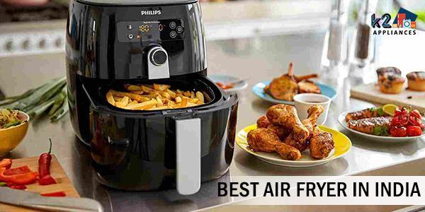 Best air fryers in india 2020