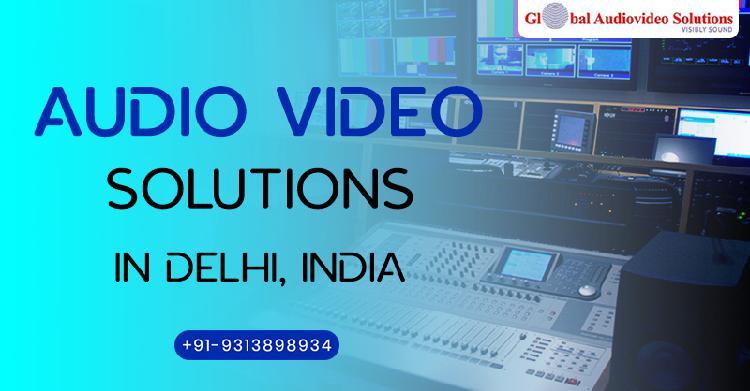 Gas audio video solution in delhi india