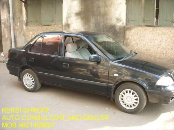 Maruti esteem buy=sell kersi shroff auto dealer - cars &