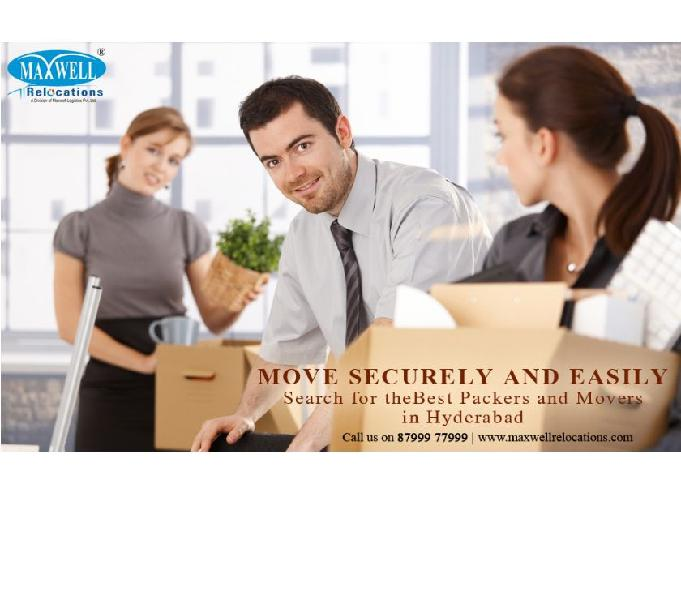 Maxwell packers and movers services | packers & movers