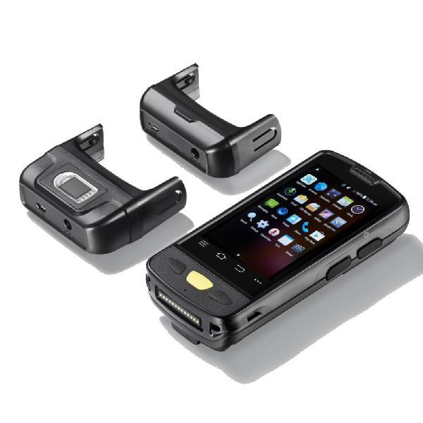 Rfid handheld reader c4000 portable uhf rfid reader indi