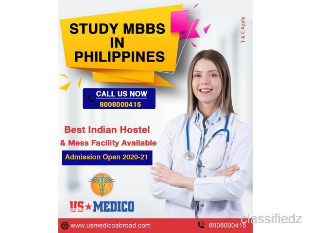 Study mbbs in philippines | mbbs in philippines hyderabad