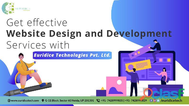 PHP web development company in noida