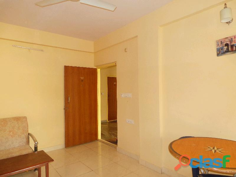 ECOSPACE   Furnished 1BHK / Studio flats for rent