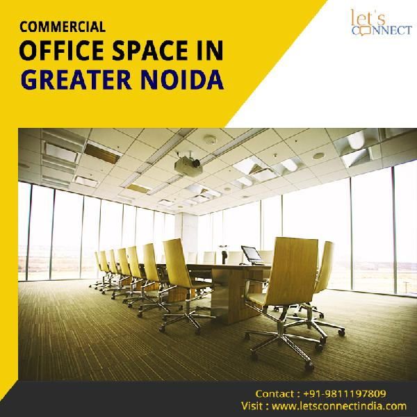 Coworking office space near me Lets Connect India