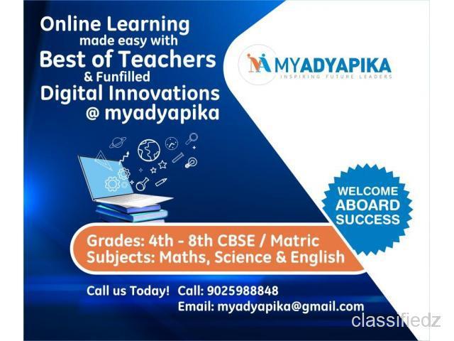 Online coaching classes chennai