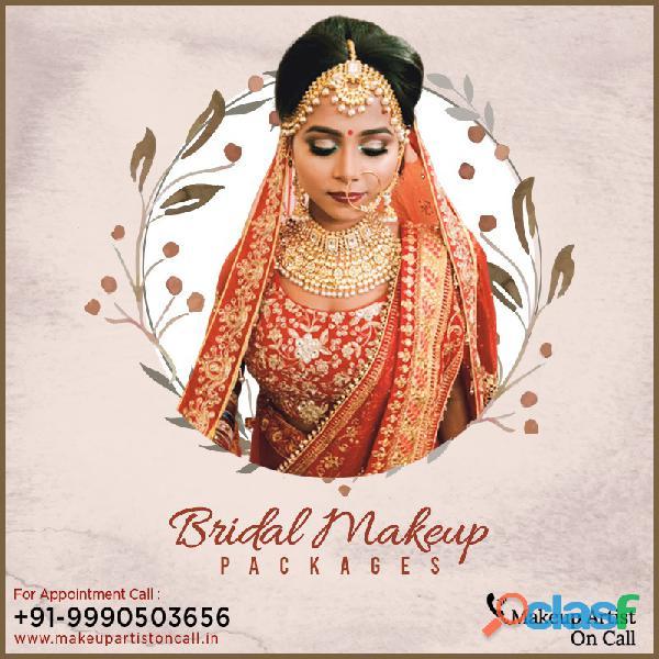 Freelance Makeup Artist in Noida at your doorstep