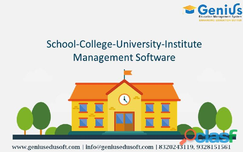 School Management System ERP Software