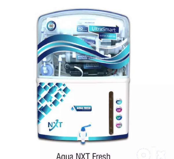 Aquafresh ro water system brand new with one year warranty
