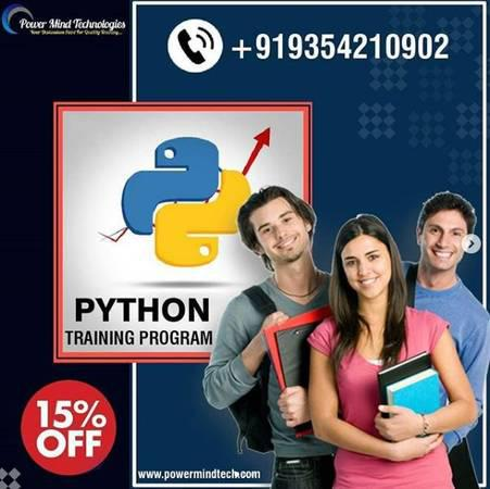 Best training center for python training institute in