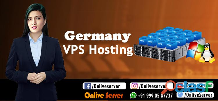Germany VPS Hosting Price Just $9/Mo