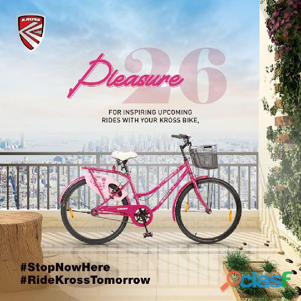best bicycle for girl in india