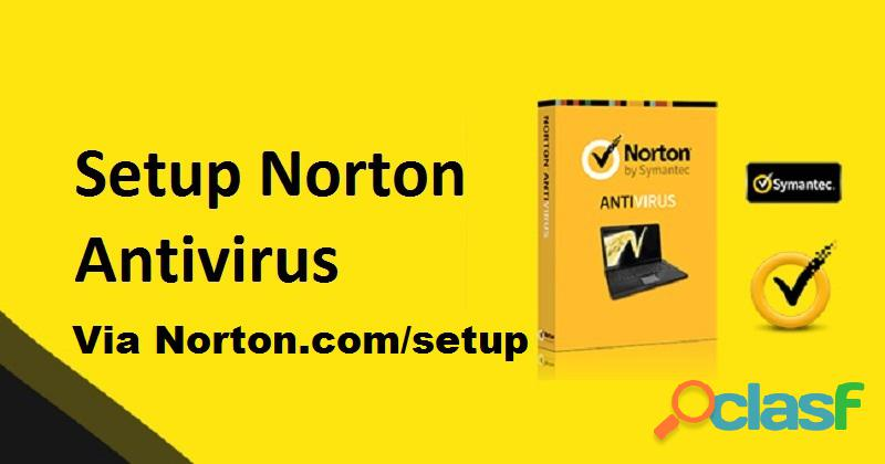 Download & Install Latest Norton Security With www.Norton.com/Setup Support