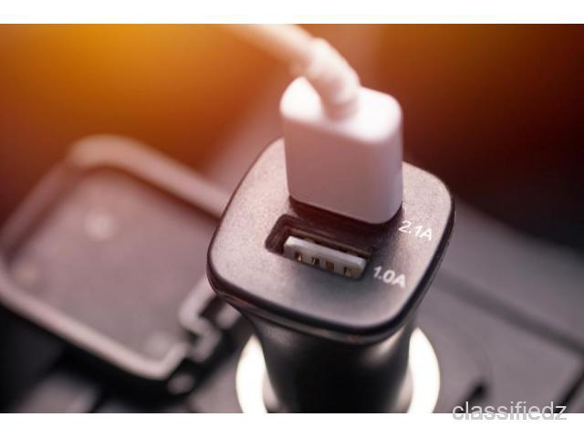 Android car usb multi port chargers manufacturers, suppliers
