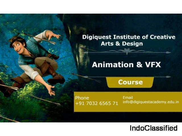 Bachelor degree animation vfx | best animation college in