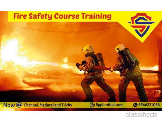 Fire and safety course in chennai chennai