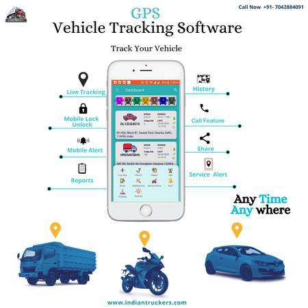 Gps vehicle tracking software - automotive services