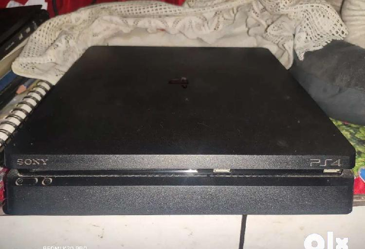Ps4 with 1tb playstation.