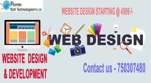 Website designing company in delhi - computer services