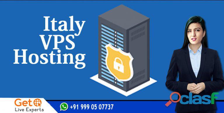 Cheap Italy VPS Server Hosting