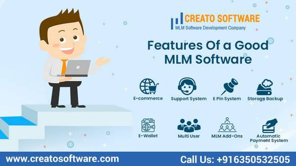Best mlm software company in jaipur | creato software -