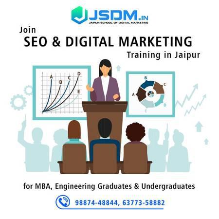 Digital marketing training institute in jaipur - lessons &