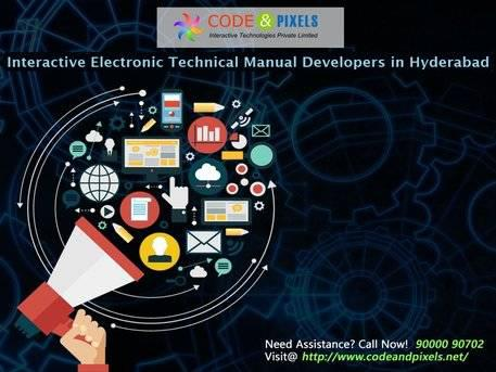 Interactive electronic technical manual services levels -