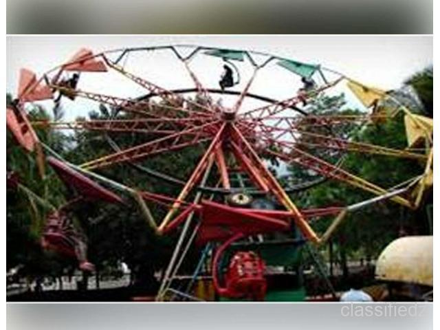 Looking for roller coaster manufacturer ghaziabad