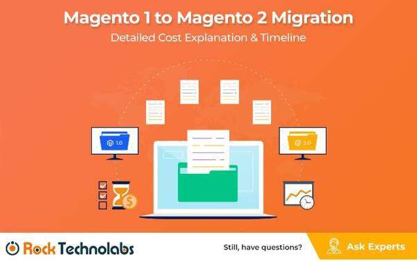 Magento 2 upgrade service & magento 2 migration services -