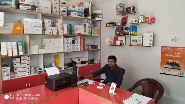 Security services & sales (raghunath agencies) - computer