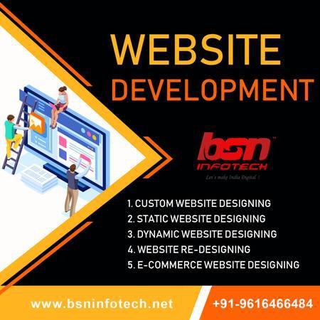 Website development company | web designing company | school