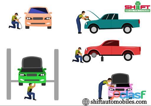 Car repair and services   multibrand car services   shiftautomobiles.com