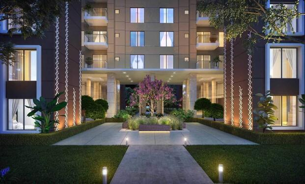 Hero homes lavish nature friendly 23bhk homes in sector104